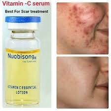 Serum Acne strong spots acne scar removal vitamin c serum clarifying