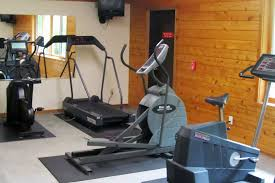 exercise room spring valley inn spring green wi