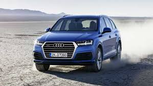 audi q7 starting price audi q7 drives into india prices start at rs 72 lakh