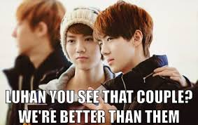 Exo Funny Memes - exo images exo memes wallpaper and background photos 35932770