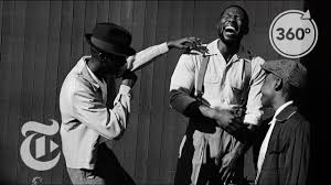 the new york times gt ashton sanders trevante rhodes alex r hibbert great performers