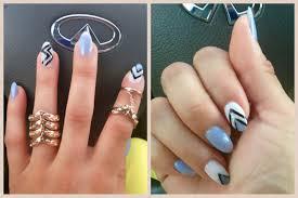 fall stiletto nail designs gallery nail art designs