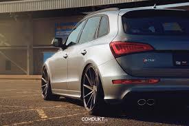 Audi Q5 Thule Dynamic 900 - audi usa sq5 on 22