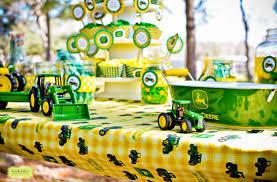 kara s ideas deere tractor birthday kara s
