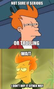 Make Your Own Fry Meme - enlightened fry memes quickmeme