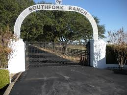 Southfork Ranch Dallas by Len Speaks My Sights And Sounds Going Platinum In