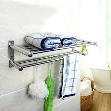 Bathroom Storage Racks Towel Storage Racks Layer Bathroom Storage Rack Hanger