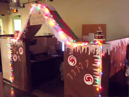 Xmas Office Decorations 100 Halloween Cubicle Decorating Contest Ideas Office