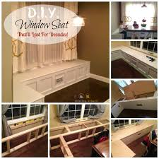 how to build a window seat that ll last for decades window seat build collage