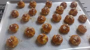 cours de cuisine pau gougère au fromage cours de cuisine pau