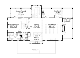 beach style house plan by geoff 4 beds 4 5 baths 2728 sq