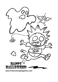 funny halloween coloring pages u2013 fun christmas