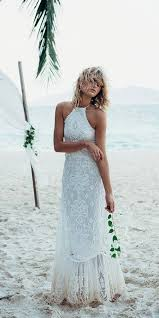 30 beach wedding dresses perfect for destination weddings beach