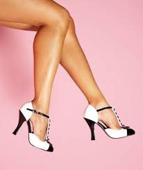 Comfortable Heels For Plus Size Retro U0026 Vintage Style Shoes Pinup Clothing
