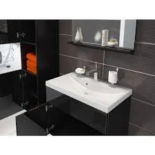 badezimmer badmã bel sanviro badezimmerschrank schwarz