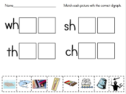 digraph worksheets free worksheets library download and print