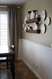 Beadboard Dining RoomI Want To Do This In Our Dining Room - Beadboard dining room