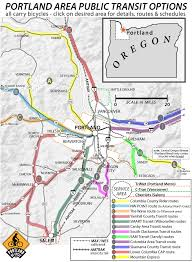 map of just oregon portland s got a lot more transit than just trimet news the