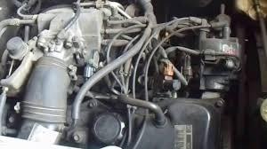 wrecking 2001 toyota hiace 2 4 5 speed c18747 youtube