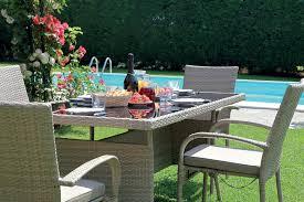 tavoli da giardino rattan tavoli e sedie da giardino in plastica rattan ferro e legno