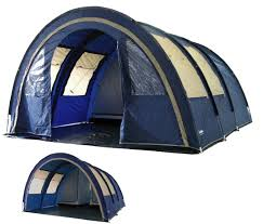 tente 6 places 2 chambres 30141 tente familiale de cing space 4lx tente cing tunnel