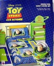Toy Story Single Duvet Set Toy Story Quilt Cover Ebay