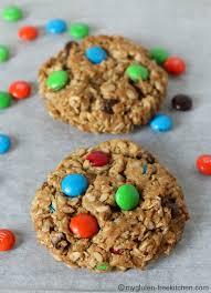 monster cookies gluten free