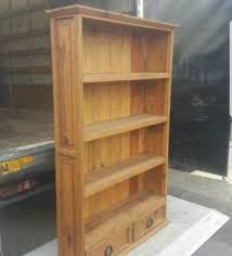 Pine Wood Bookshelf Solid Solid Pine Wood Shelves Whelans Quality Used Furniture
