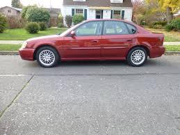red subaru sedan 2003 subaru legacy sedan awd auto sales