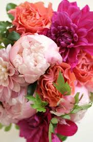 Peony Floral Arrangement by Peonies Are Possibly The Prettiest Flowers Ever And Symbolize