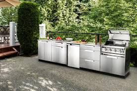 stainless steel outdoor kitchen cabinets fresh kitchens best outdoor kitchen cabinets stainless steel newage