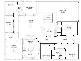 house plans 6 bedrooms luxury bedroom houses three design in kerala home and floors