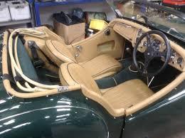 Triumph Tr3 Interior 1956 Triumph Tr3 Coys Of Kensington