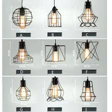 wire cage pendant light make your own pendant light make your own hanging l mixed vintage