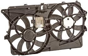2009 ford flex fan motorcraft rf241 radiator fan motor amazon ca automotive