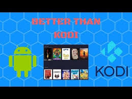 apk from play replace kodi with this one apk from play store