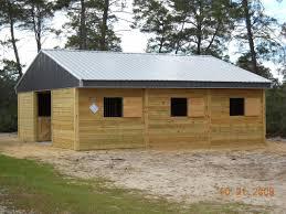 Horse Barn Builders In Florida Woodys Barns Horse Barns