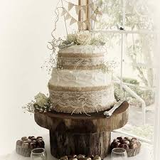rustic cake stand rustic log cake stand bliss willow wedding styling