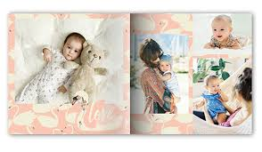 Baby Photo Album Baby Photo Books And Albums Baby Memory Book Mixbook