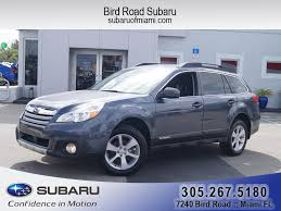 lexus for sale in miami used 2014 subaru outback 2 5i premium for sale in miami fl 2293a