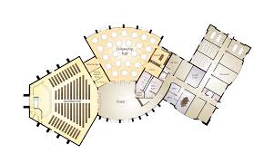 Church Fellowship Hall Floor Plans New Building Overview Mountain View Church Of Christ