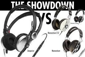 black friday headphones sennheiser sennheiser momentum vs amperior what u0027s your preference
