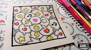 cute comic how to draw patterns for your doodles by garbi kw