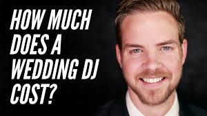 how much do wedding djs cost how much does a wedding dj cost charleston wedding djs