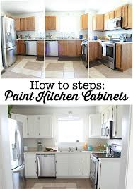 steps to painting cabinets dover white kitchen cabinets brush strokes kitchens and funky junk
