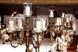 Candle Lighting Chicago Sophisticated Jewish Ceremony Luxe Ballroom Reception In Chicago