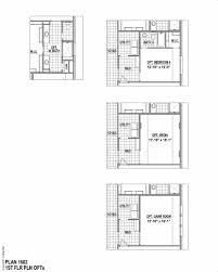 Pictures Of Floor Plans Plan 1602 In Union Park 60s American Legend Homes