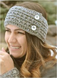 knitted headband to keep your hairstyle cool a look on knitted headband