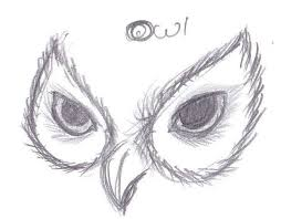 coloring pages how to draw a owl face drawing owls the coloring