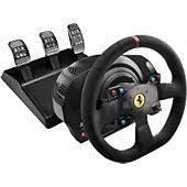joystick volante joystick pc manette volant pc thrustmaster boulanger